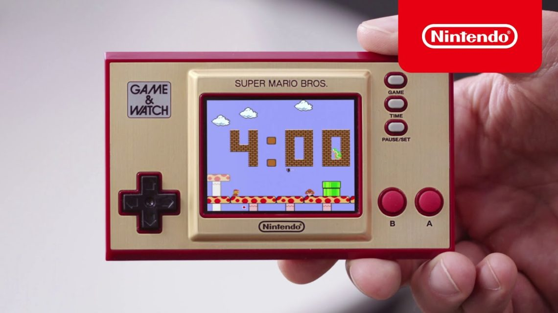Game & Watch : Super Mario Bros. – Vraiment indispensable ?